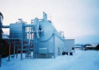 Experimental Biogas Plant for Widespread Use Completed