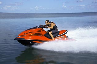 Kawasaki Launches Jet Ski® Ultra 250X, Its First Supercharged Top-of