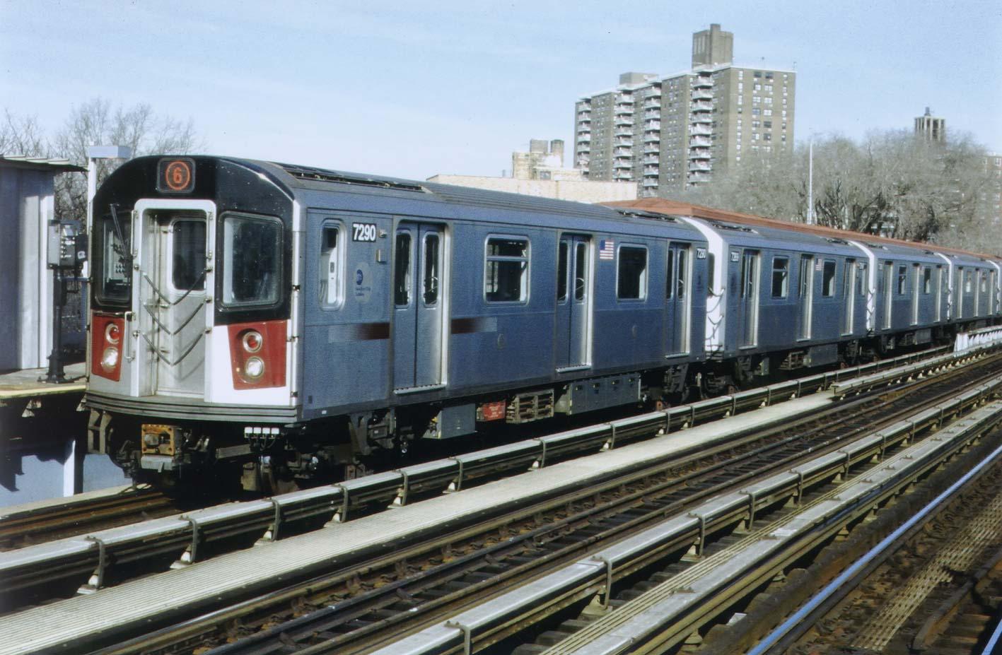 Kawasaki Subway Cars