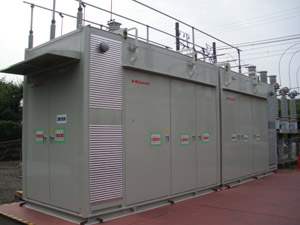 Kawasaki Conducts Successful Verification Test of Its Railway Wayside Energy Storage System Directly Connected to a 1,500 VDC Traction Power Line