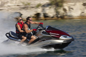 Kawasaki Launches the JET SKI ULTRA 300X, the Flagship Model of the ...