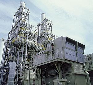 Kawasaki Gas Turbines Japan