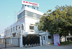 Kawasaki Heavy Industries (India) Pvt. Ltd. Gurgaon Office