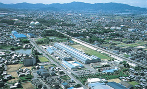 Kawasaki Thermal Engineering Co., Ltd. Shiga Works