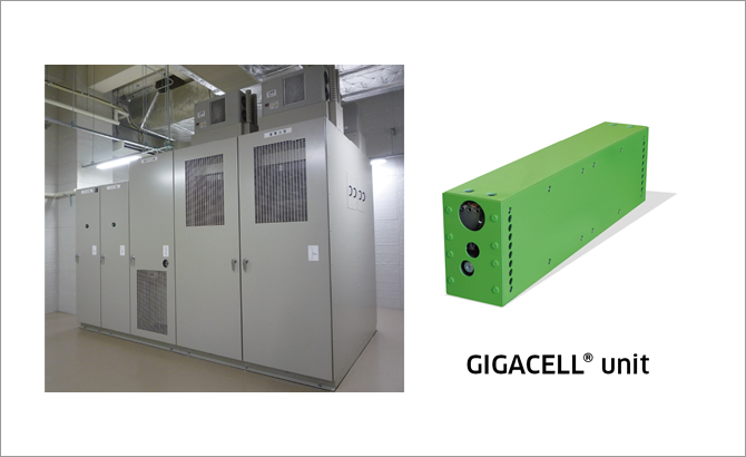 GIGACELL® unit