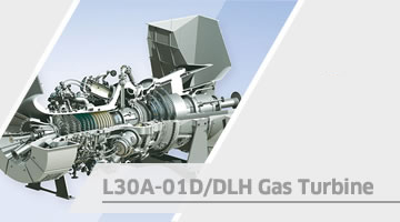 L30A-01D/DLH Gas Turbine