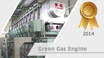 Green Gas Engine