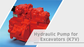 Hydraulic Pump for Excavators (K7V)
