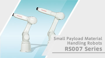 Small Payload Material Handling Robots RS007 Series