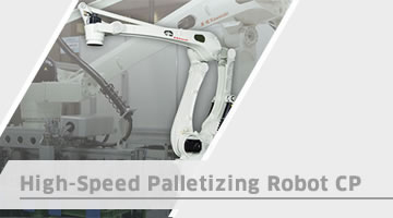 High-Speed Palletizing Robot CP