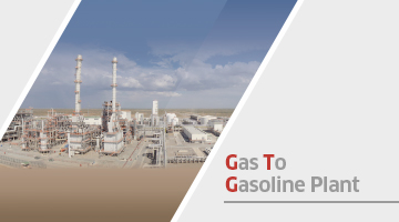 Gas To Gasoline Plant