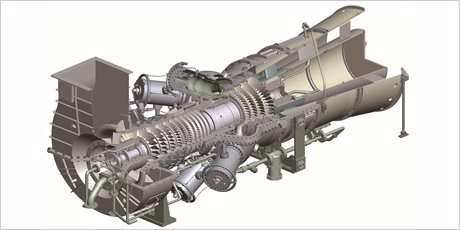 Industrial Gas Turbines Kawasaki Heavy Industries
