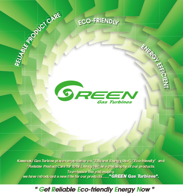 What is a GREEN Gas Turbine?