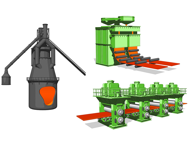 Equipment and Device Metal Plants