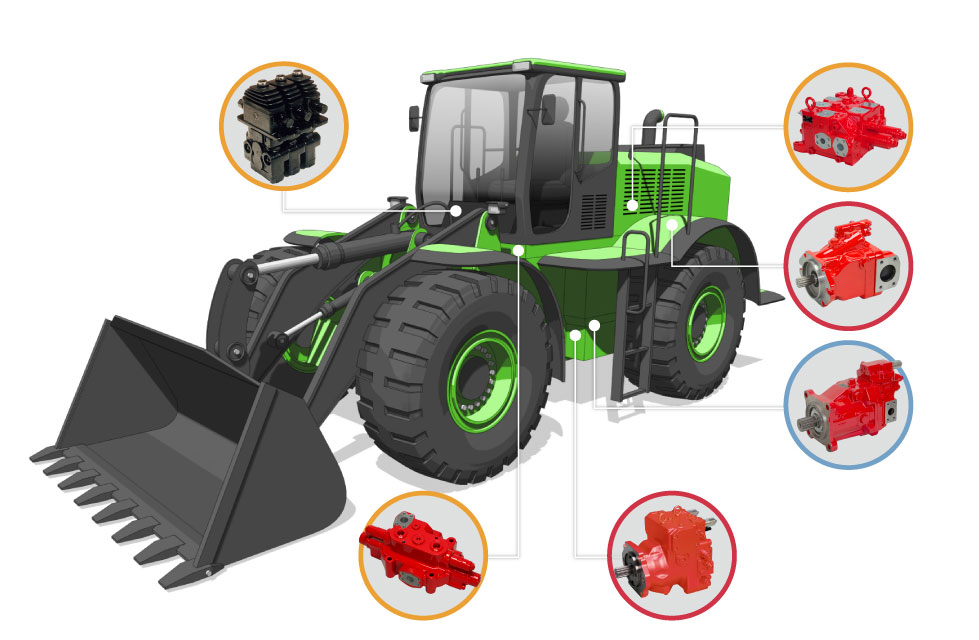 Wheel Loaders | Kawasaki Heavy Industries, Ltd.