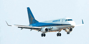 Embraer 170 - Joint development and production
