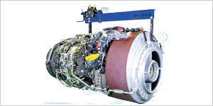 RTM322 turboshaft engines for MCH-/CH-101 helicopters