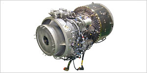 T55 turboshaft engines for CH-47JA helicopters