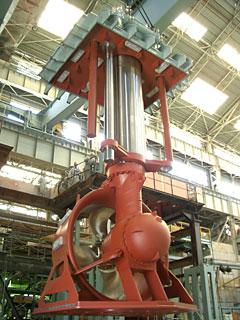 Retractable Rexpeller Kawasaki Heavy Industries