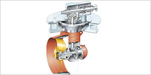 Azimuth Thruster (Rexpeller®)
