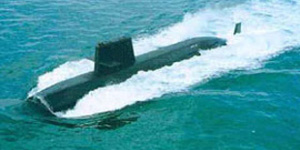 Submarines & Governmental Ships