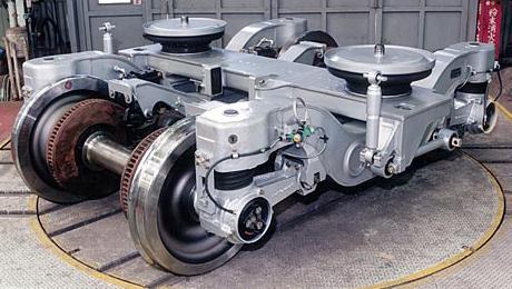 Bogie Kawasaki Heavy Industries