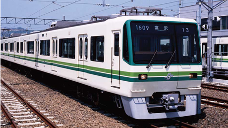 Sendai subway 1000