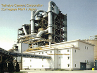Cement Waste Heat Power Plant