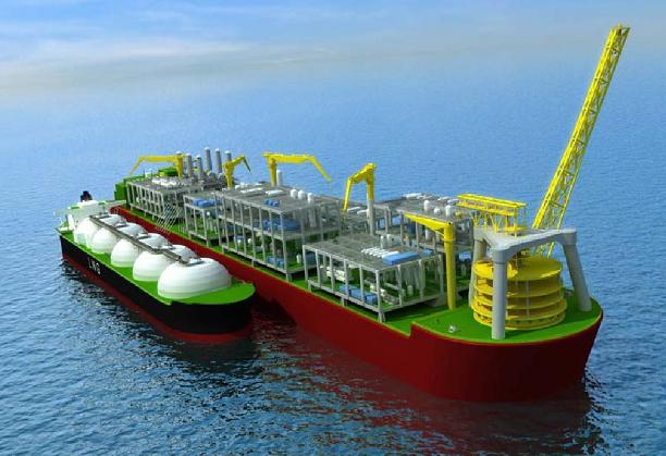 FPSO (Floating Production Storage & Offloading) Use Marine Boiler