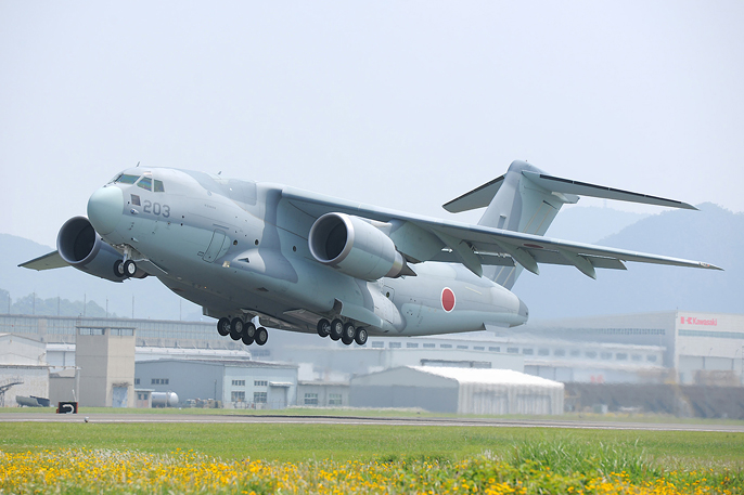 C-2 Transport Aircraft | Kawasaki Heavy Industries
