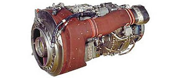 RTM322 turboshaft engine for MCH / CH 101 helicopter