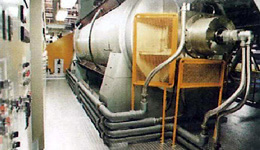 Dioxins Thermal Decomposition Equipment