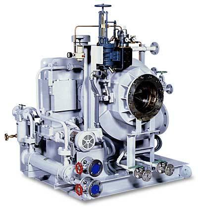 "Industrial Blower""GM Steam Compressor"" | Kawasaki Heavy Industries"