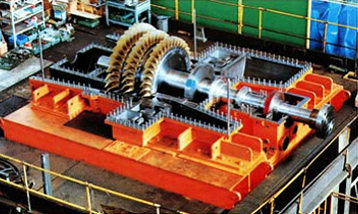 Top Pressure Recovery Turbines