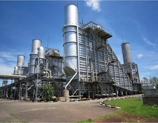 Myanmar / Hlawga  GEC-Alsthom Frame 6 x 3 converted to Combined Cycle