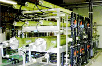 Seawater Desalination Ro unit